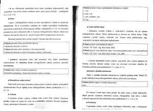 Diplomová práca - Metodika a technická norma 27