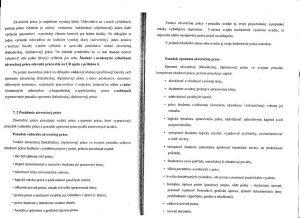 Diplomová práca - Metodika a technická norma 29