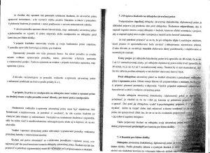 Diplomová práca - Metodika a technická norma 30