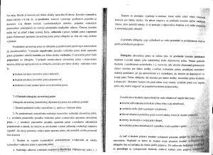 Diplomová práca - Metodika a technická norma 31