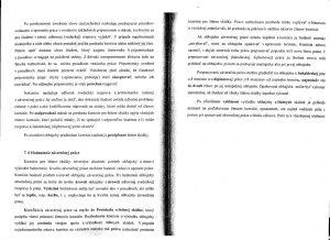 Diplomová práca - Metodika a technická norma 32