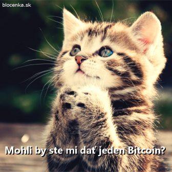 zatiaľ sme sa rozhodli sem vložiť obrázok rozkošného mačiatka. Lebo žiadny poriadny web sa nezaobíde bez rozkošného mačiatka. A nezabudnite kŕmiť mačky. Lebo na svete sú dôležitejšie veci, ako bločenka.