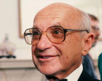 Milton Friedman a vrtuľníkové peniaze