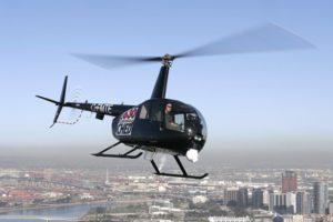 Robinson R44 Newscopter