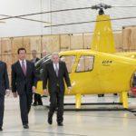 Vrtuľníky dostupné už aj našim podnikateľom