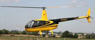 Vrtuľník Robinson R-44