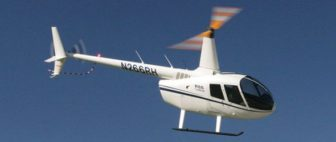 Vrtuľník Robinson R-66