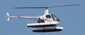 Verzie vrtuľníka Robinson R22