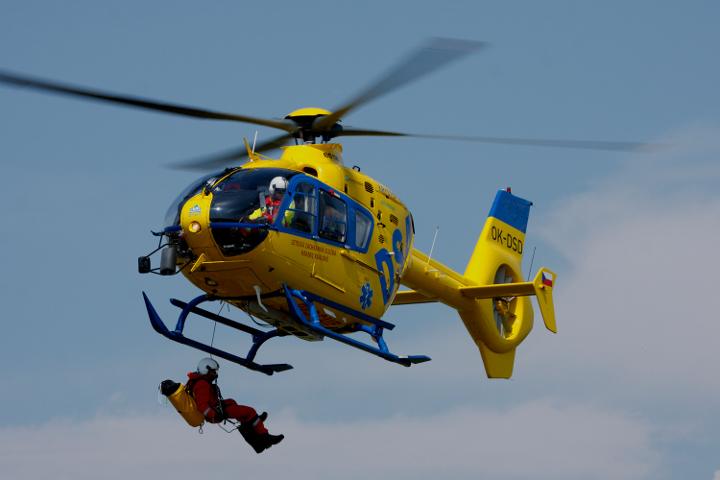 Gemini PORT: Mezinárodní setkání Helicoptershow 2012