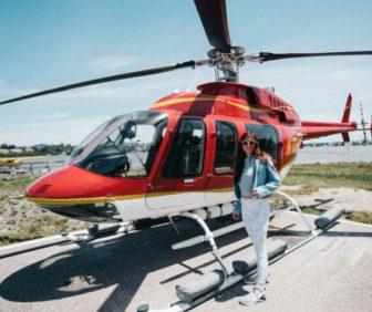 Vrtuľníky na Slovensku s imatrikulačnými znakmi OM