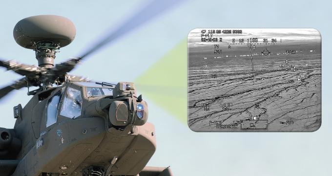Lockheed Martin dodala prvé VNsight senzory americkej armáde