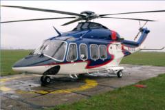 AgustaWestland AW139 N213YS na Košickom letisku