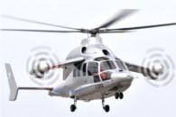 Fotogaléria: Vrtuľník Eurocopter X3