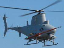 Bezpilotný vrtuľník MQ-8 Fire Scout
