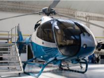 DSA: Demontáž motora Eurocopter EC 120B