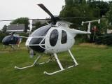 MD 500E (Hughes 369E) OK-LES