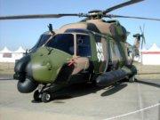 Vrtuľník NHIndustries NH90