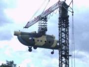 Vrtuľníkový výsadkový trenažér Jakub Koloseum