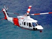 Vrtuľník Sikorsky S-76C
