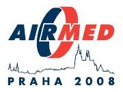 AIRMED 2008 Praha, Česká republika