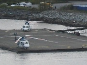 Downtown Vancouver Harbour Heliport