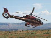 Vrtuľníky v Grand Canyon a letisko Grand Canyon West