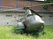 Lehký víceúčelový vrtulník Mil Mi-1 Hare