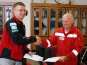 Dohoda o spolupráci medzi ATE a TOPR.