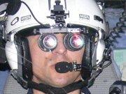 Prvý nočný let s nočným videním Night Vision Goggles