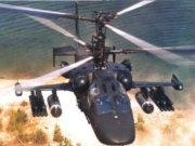 Bojový vrtuľník Kamov Ka-52 Aligator