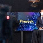Eduard Heger osobne otvoril konferenciu Finweek