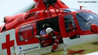 Zo záchranných leteckých zásahov