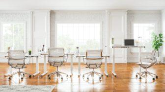 Dôvody, prečo a ako čistá kancelária zvyšuje vašu produktivitu