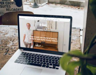 Rozvoj a napredovanie spoločnosti prostredníctvom vlastnej webovej stránky
