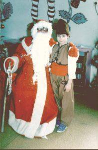 Bulharský Ded Maroz