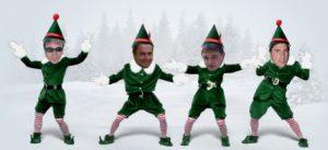 Elfovia - pomocníci Deda Mráza