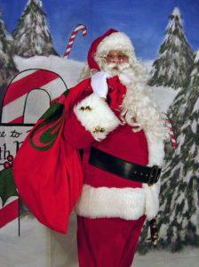 Americký Santa Klaus - bratranec Deda mráza