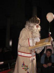 Slovinský Dedek Mraz